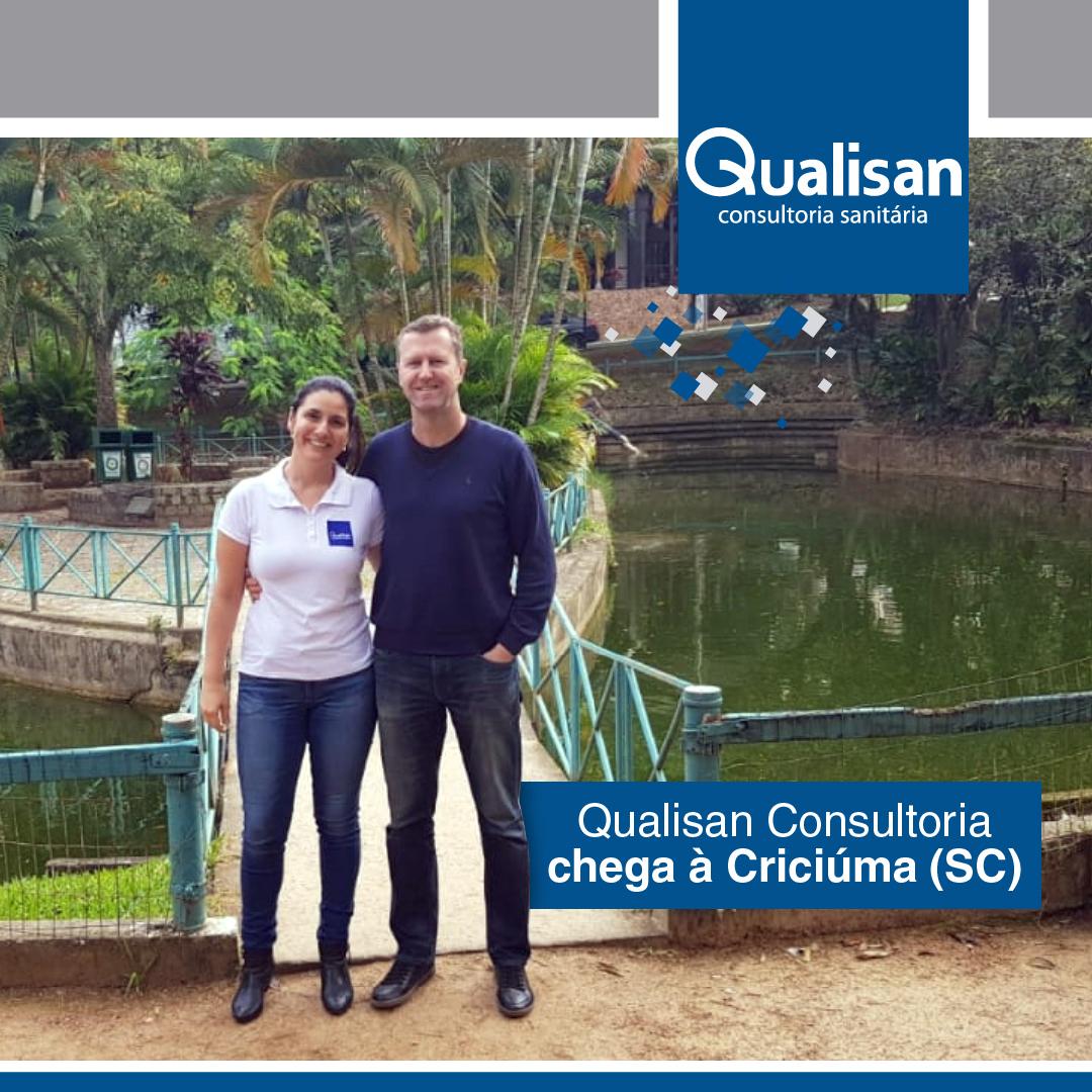 Nova franquia Qualisan em Santa Catarina