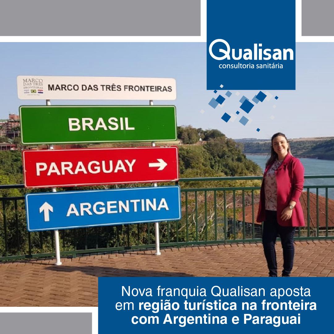 Região turística vai ser explorada por nova franquia Qualisan