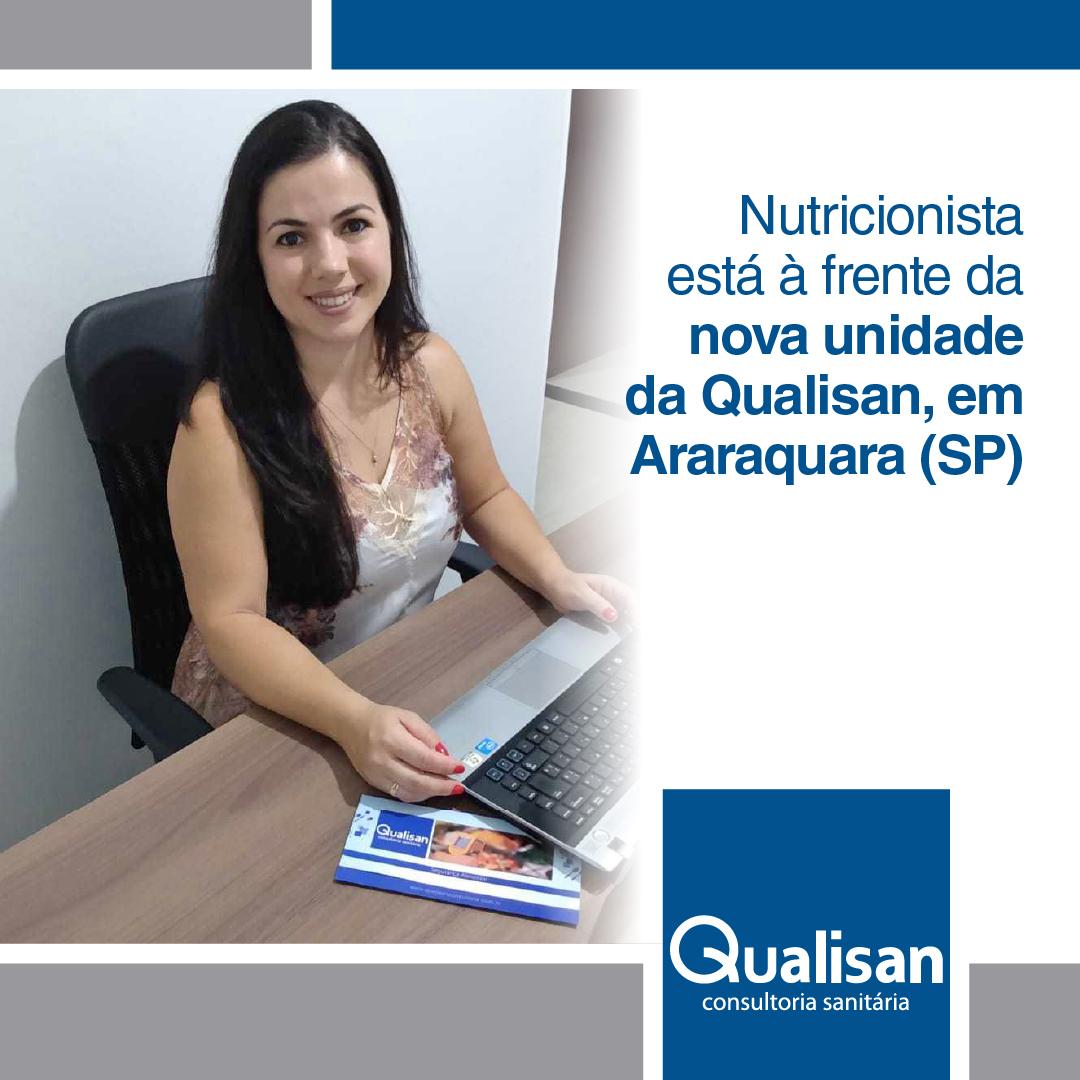 Nova unidade franqueada da Qualisan tem sede em Araraquara