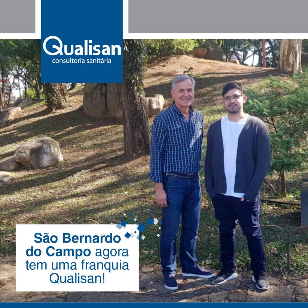 Região de São Bernardo ganha franquia Qualisan