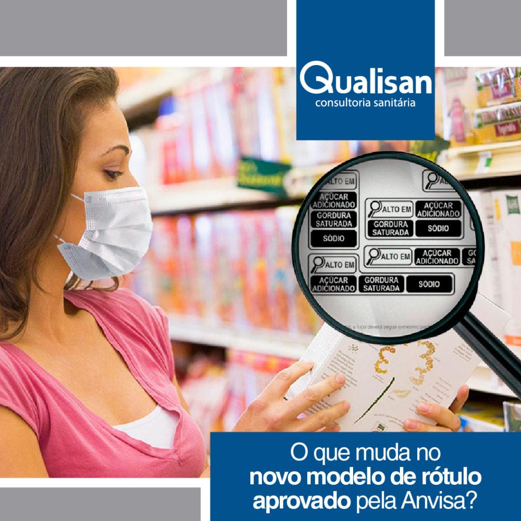 Rotulagem dos alimentos embalados passa por mudanças